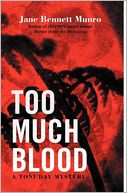Too Much Blood book cover